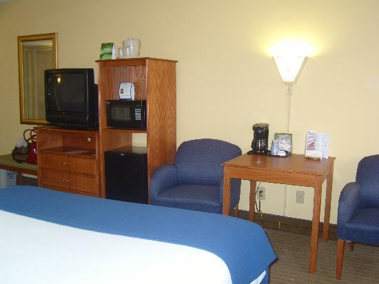 Comfort Inn Orlando/ Lake Buena Vista: Free fridge and microwave
