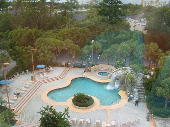Comfort Inn Orlando/ Lake Buena Vista: the pool