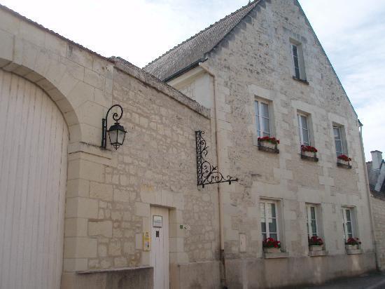 La Closerie Saint Martin: façade sur rue