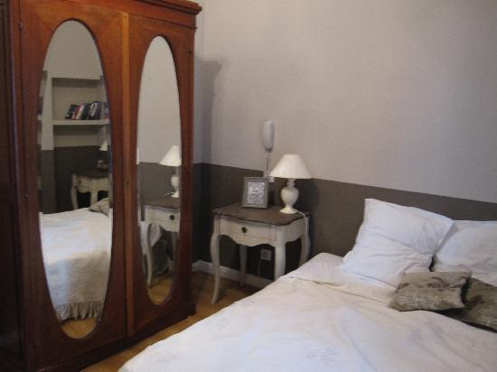 Hotel Villa Rivoli: room