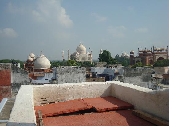 Hotel Host: vu du toit de l'hotel