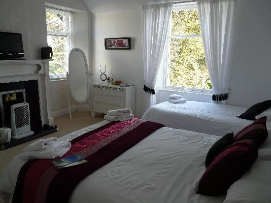 Golspie, UK: Bedroom with ensuite