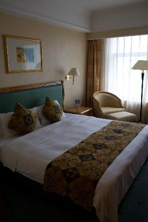 Celebrity International Grand Hotel Beijing: King Size room