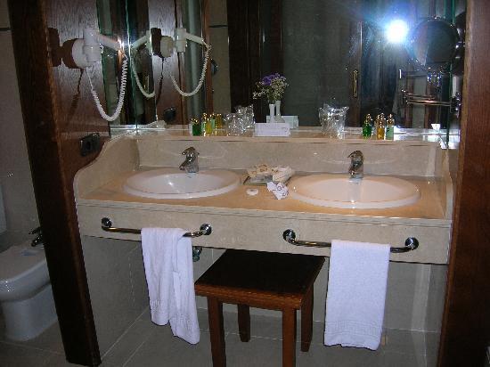 Dream Hotel Gran Tacande: bagno