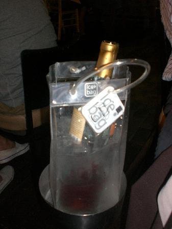 Cirò : ice bag for cold drinks!