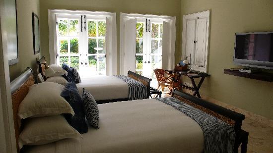 Tortuga Bay, Puntacana Resort & Club: la chambre à coucher