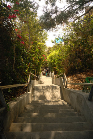 Laguna Beach, Califórnia: Steps