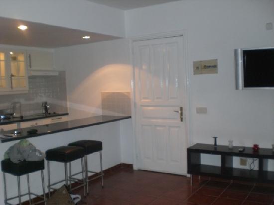 Club Valena: Living Area