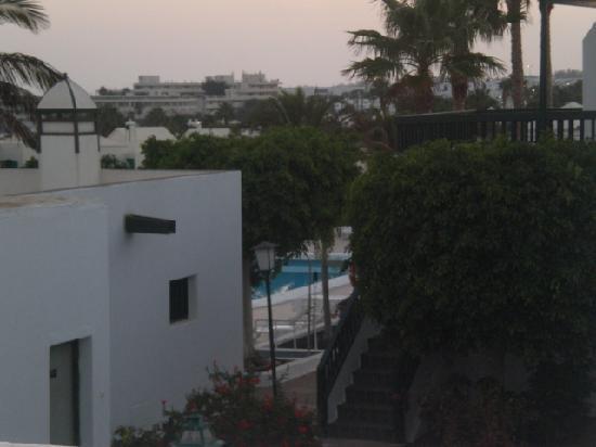 Club Valena: view from balcony