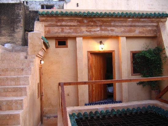 Dar Houdou Guest House: Terrace