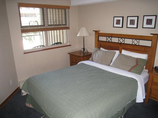 Lake Placid Lodge : Chambre