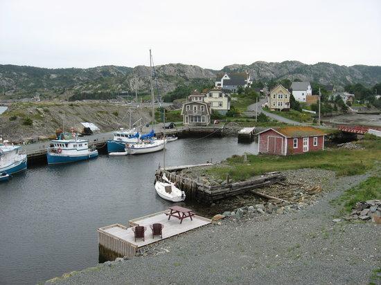 Σεντ Τζονς, Καναδάς: Brigus Harbour, NL