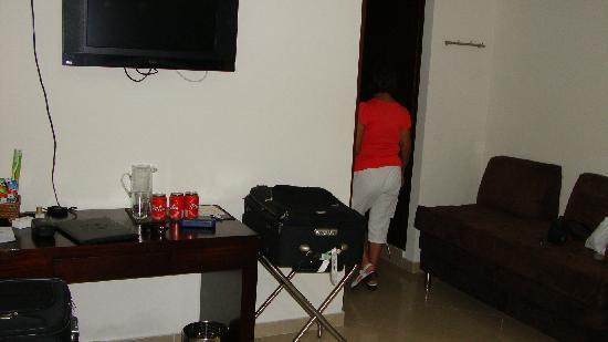Hotel Alameda de la 10 사진