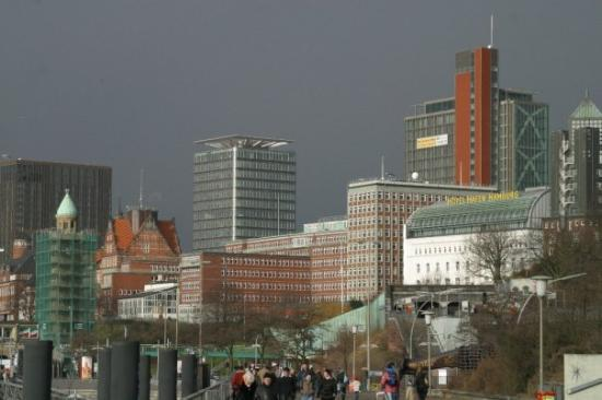 skyline hamburg picture of hamburg germany tripadvisor. Black Bedroom Furniture Sets. Home Design Ideas