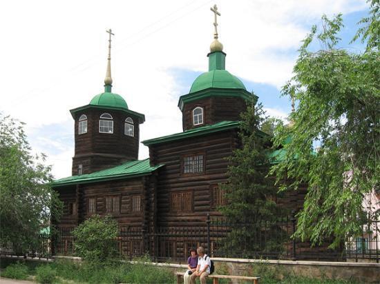 Chita, Rusia: Chiesa dei Decabristi