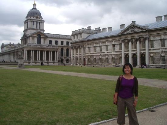 Greenwich University, Greenwich. - Picture of Greenwich Park, London ...