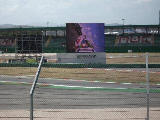 Misano Adriatico, Italy: Friday FP The Doctor