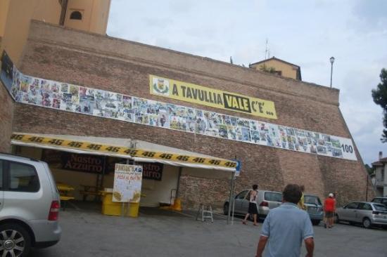 타불리아 사진
