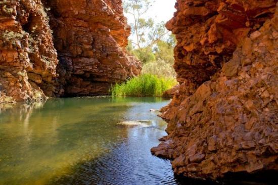 Alice Springs, Australia: Emily Gap
