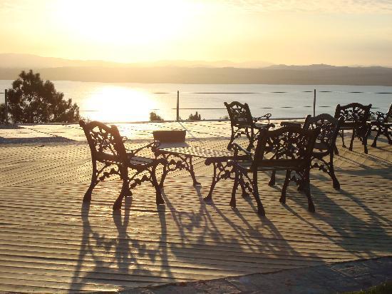 Hotel Art & Spa Las Cumbres: atardecer de invierno