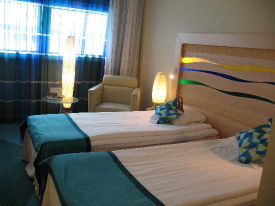 Radisson Blu SkyCity Hotel, Arlanda Airport: Twin Room