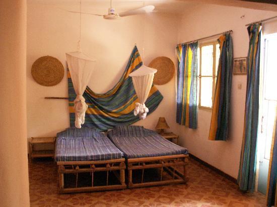 Hotel Seguere: Chambre