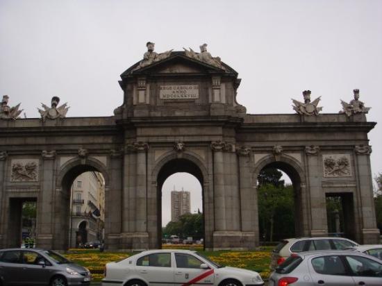 La puerta de alcal picture of puerta de alcala madrid - La puerta de alcala ...