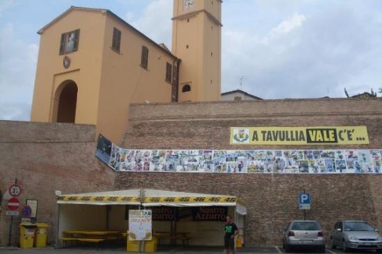 Tavullia-bild