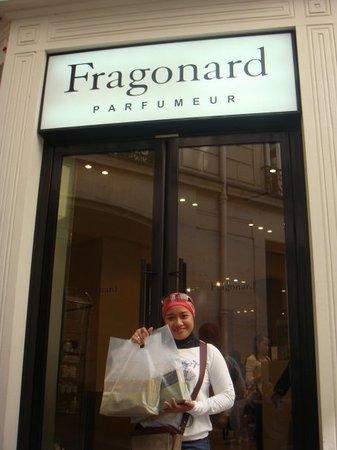 Fragonard Scribe Museum: Perfume Shopping