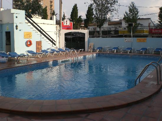 Hotel Teix : The Hotel Pool