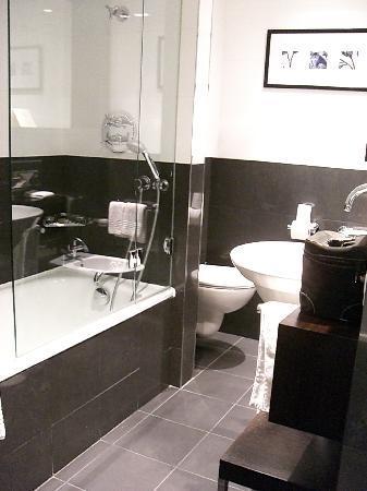 โซฟิเทลลิบอนลิเบอเดดโฮเตล: salle de bain