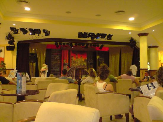 Aparthotel Paradise Club & Spa: Escenario