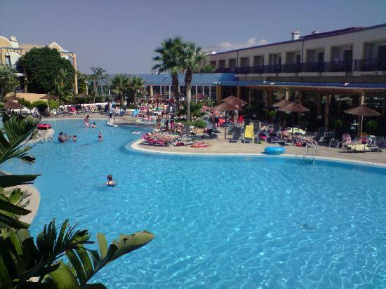 Aparthotel Paradise Club & Spa: piscina