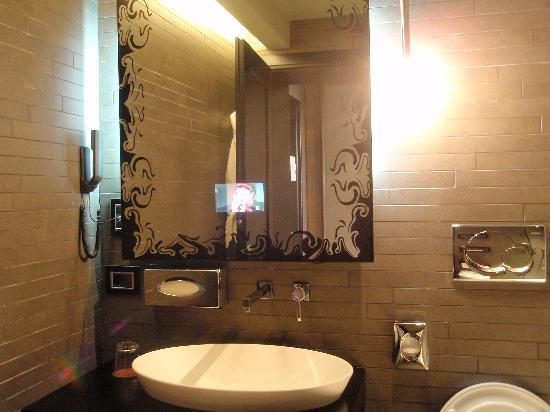 Hotel Palazzo Barbarigo Sul Canal Grande: Cuarto de baño