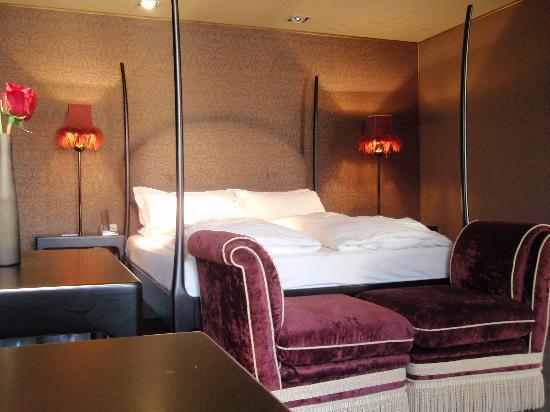 Hotel Palazzo Barbarigo Sul Canal Grande: Detalle de la habitación