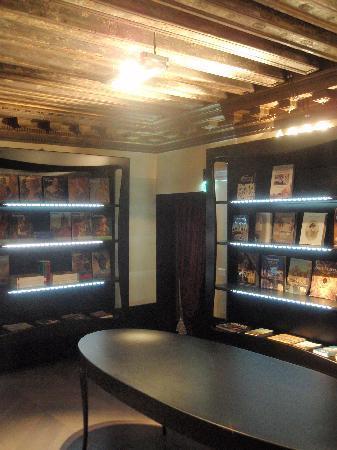 Hotel Palazzo Barbarigo Sul Canal Grande: Biblioteca del hotel