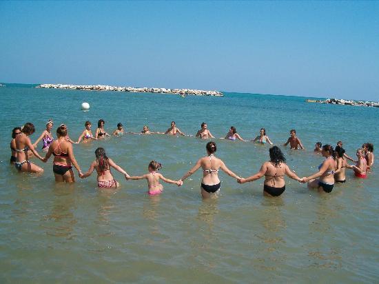 Residence Villaggio Diomedea: Acqua gym