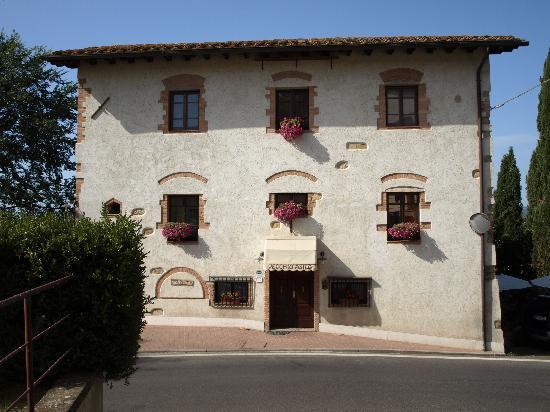 Hotel Vecchio Asilo: L'hôtel Vecchio Asilo