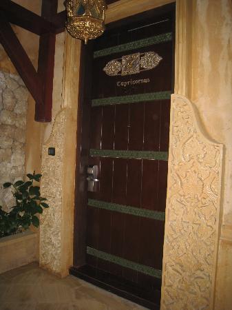 The Baray Villa: Room entrance