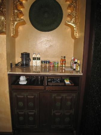 The Baray Villa: Mini bar
