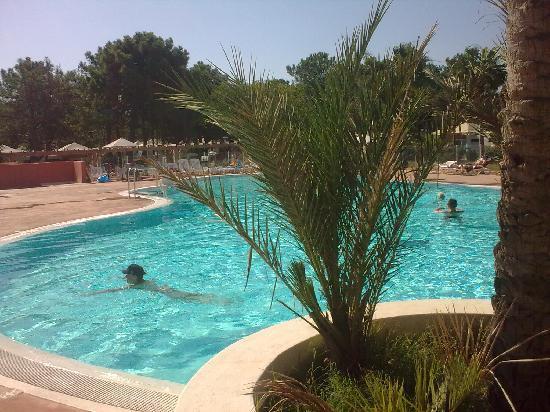 Borgo, France: piscine