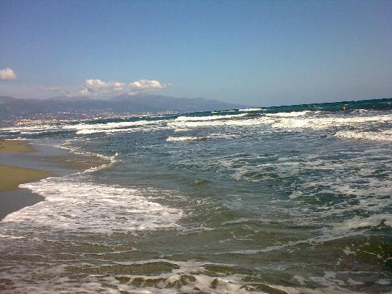 Borgo, Frankrike: plage