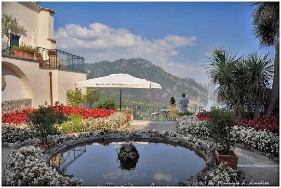 Hotel Parsifal Antico Convento Del 1288 The Gardens At S Entrance