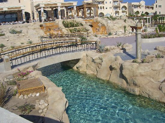 Kempinski Hotel Soma Bay: Lazy River