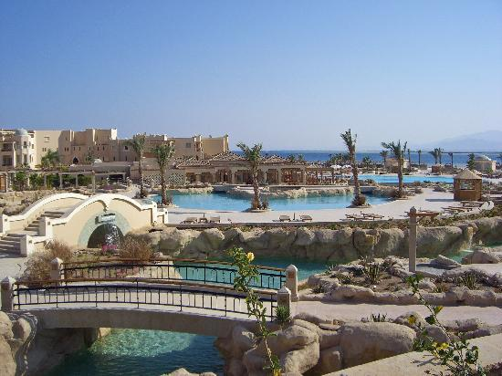 Kempinski Hotel Soma Bay: Übersicht Pools