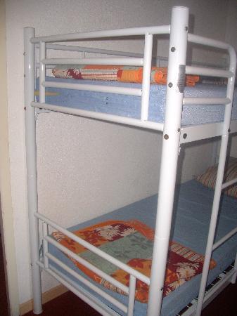Residence Agathea : Chambre avec lits superposés