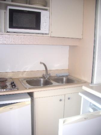 Residence Agathea : Kitchenette