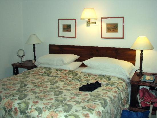 The Ferryboat Inn: Master Bedroom