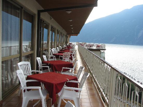 Hotel Splendid Palace: Balcony early morning