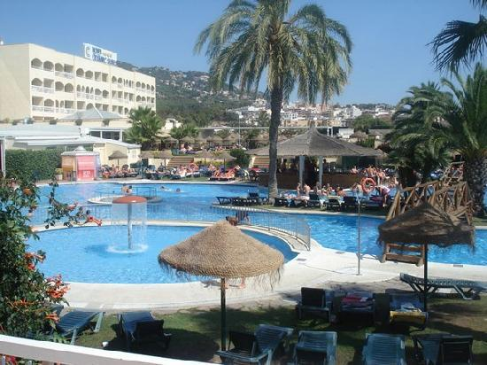 Evenia Olympic Suites Hotel Lloret De Mar